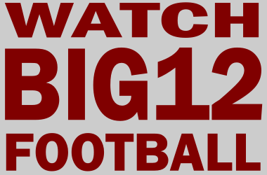 Watch Big 12 Football Online Free