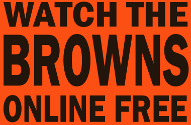 Watch Cleveland Browns Football Online Free