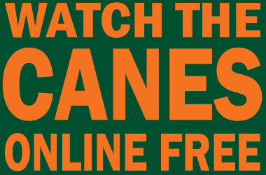 Watch Miami Hurricanes Football Online Free
