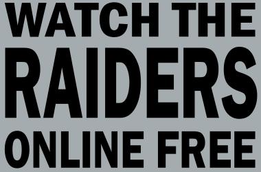 Watch Oakland Raiders Football Online Free