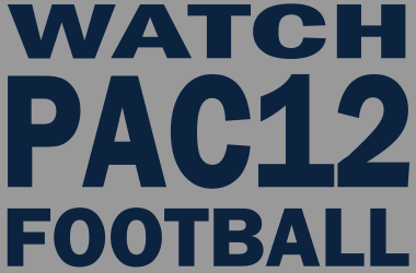 Watch Pac-12 Football Online Free