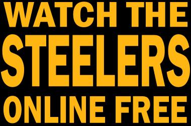 Watch Pittsburgh Steelers Football Online Free