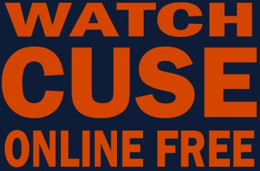 Watch Syracuse Football Online Free