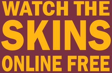 Watch Washington Redskins Football Online Free