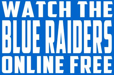 Watch MTSU Football Online Free