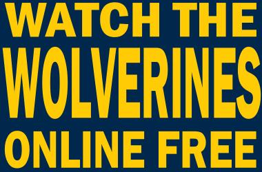Watch Michigan Football Online Free