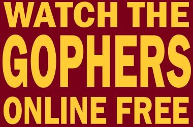 Watch Minnesota Football Online Free