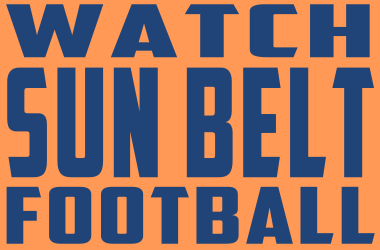 Watch Sun Belt Football Online Free