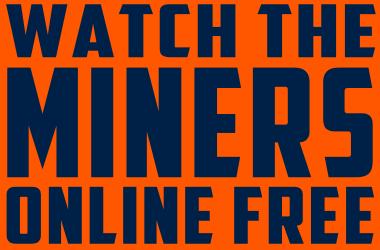 Watch UTEP Football Online Free