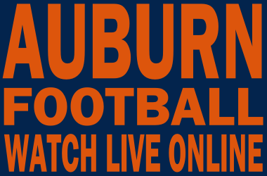 Watch Auburn Football Online Free