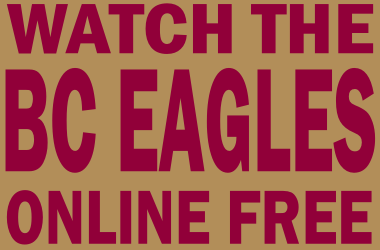 Watch Boston College Football Online Free