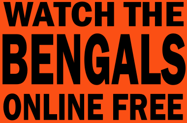 Watch Cincinnati Bengals Football Online Free
