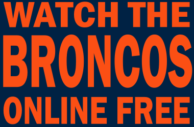 Watch Denver Broncos Football Online Free