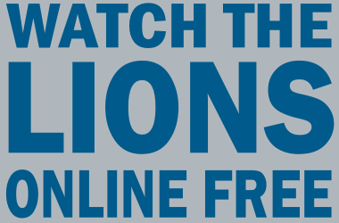 Watch Detroit Lions Football Online Free
