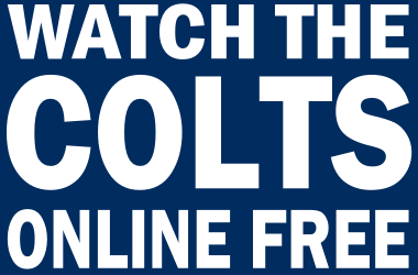 Watch Indianapolis Colts Football Online Free
