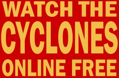 Watch Iowa State Football Online Free