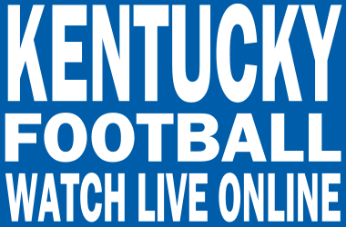 Watch Kentucky Football Online Free