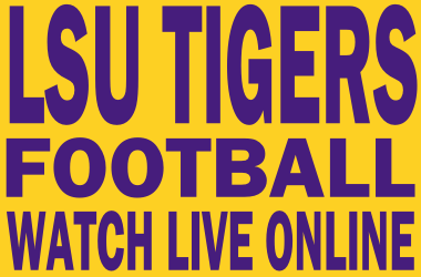 Watch LSU Football Online Free