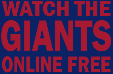 Watch New York Giants Football Online Free
