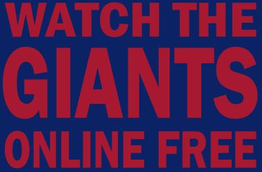 Watch New York Giants Football Online Free