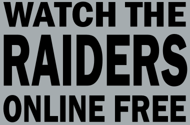 Watch Oakland Raiders Football Online Free