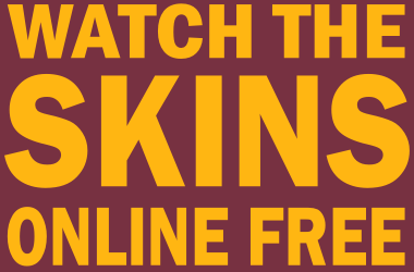 Watch Washington Redskins Football Online Free