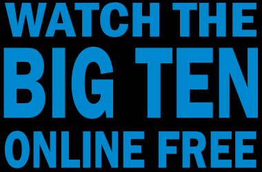 Watch Big Ten Football Online Free