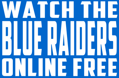 Watch MTSU Football Online Free