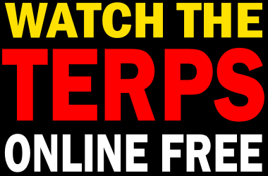 Watch Maryland Football Online Free