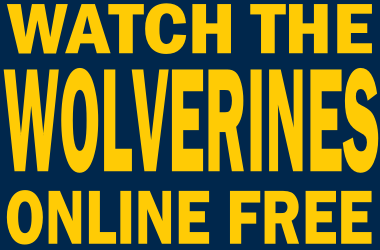 Watch Michigan Football Online Free