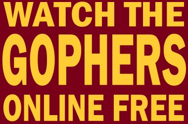 Watch Minnesota Football Online Free