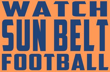 Watch Sun Belt Football Online Free