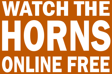 Watch Texas Football Online Free